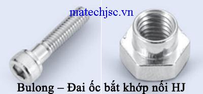 Bulong-Đai ốc lắp khớp nối HJ