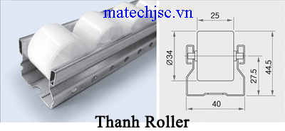 Thanh truyền Roller