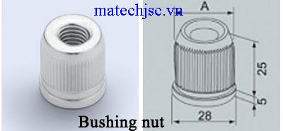 Bushing nut